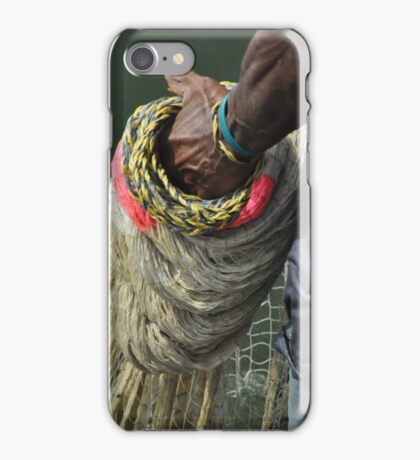 Only a Net iPhone Case/Skin