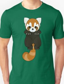 Lesser Panda / Red Panda Hanging Body T-Shirt
