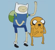 Adventure Time Baby Tee