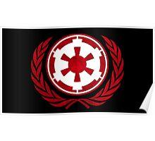 Galactic Empire Emblem Poster