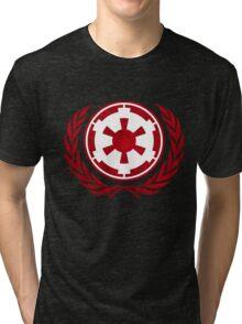 Galactic Empire Emblem Tri-blend T-Shirt
