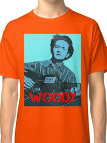 WOODY GUTHRIE Classic T-Shirt