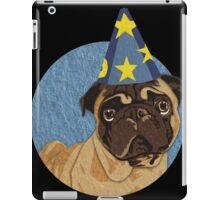 Magic Pug Sorceror iPad Case/Skin