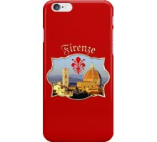 Florence's Dome iPhone Case/Skin