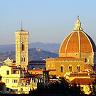 Florence's Dome by Filip Mihail