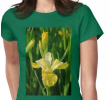 Butter And Sugar Iris Womens Fitted T-Shirt