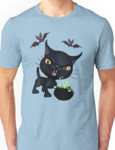 Vampire Kitty  Unisex T-Shirt