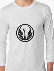 Star Wars The Old Republic Galactic Symbol Long Sleeve T-Shirt