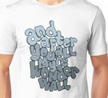 WONDERWALL Unisex T-Shirt
