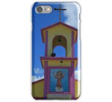 Bell Tower on San Pablo Church iPhone Case/Skin