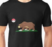 CALIFORNIA POKYBEAR FLAG Unisex T-Shirt