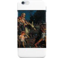 William Holman Hunt - The Triumph of the Innocents, Tate Britain iPhone Case/Skin