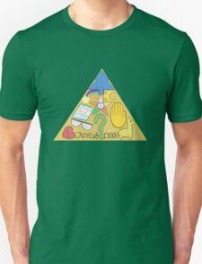 Gravity Falls - Symbols (Colored) T-Shirt