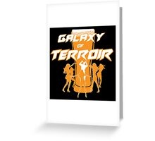 Galaxy of Terroir Greeting Card