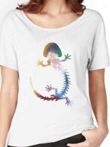 Cryptobranchus (Hellbender Salamander) Women's Relaxed Fit T-Shirt