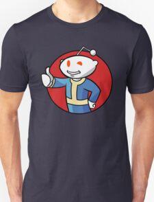 SNOO THE VAULT DWELLER Unisex T-Shirt