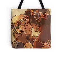 Captive Prince: Flowercrowns Tote Bag