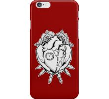 A Heart for Artists iPhone Case/Skin