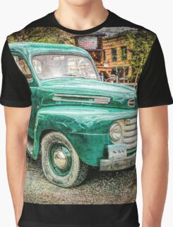 Ford Pickup Graphic T-Shirt