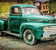 Ford Pickup by Lynn Sprowl