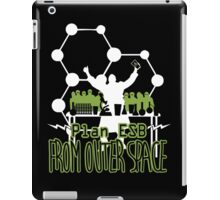 Plan ESB From Outer Space iPad Case/Skin