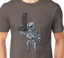 TIME TRAVELING CYBORG Unisex T-Shirt