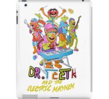 DR.TEETH AND THE ELECTRIC MAYHEM  iPad Case/Skin