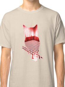 Twin Peaks Owl Classic T-Shirt