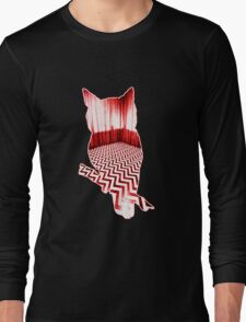 Twin Peaks Owl Long Sleeve T-Shirt