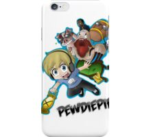 <3 Pewds and Monsters <3 iPhone Case/Skin