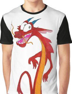 Mushu Graphic T-Shirt