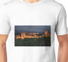 Alhambra Sunset Unisex T-Shirt