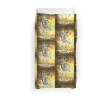 Whispers in Time Duvet Cover