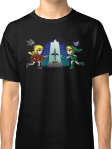 Master Sword in the Stone Classic T-Shirt