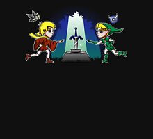 Master Sword in the Stone Unisex T-Shirt