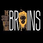 The Stout with Two Brains by overseercorp