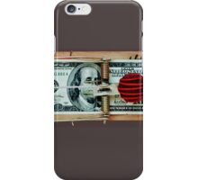 Candy Money Trap iPhone Case/Skin