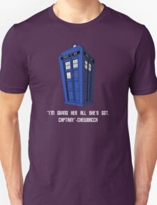 Doctor Who Misquote Unisex T-Shirt