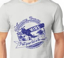 Hathaway For Hire Unisex T-Shirt