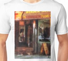 West Village Barber Shop Unisex T-Shirt