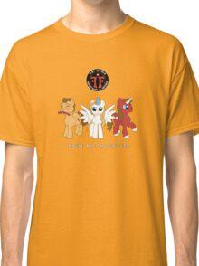 My Little Fringe Pony Classic T-Shirt