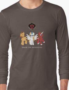 My Little Fringe Pony Long Sleeve T-Shirt
