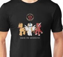 My Little Fringe Pony Unisex T-Shirt