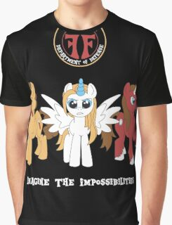 My Little Fringe Pony Graphic T-Shirt