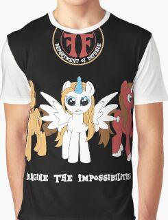 My Little Fringe Pony Graphic T-Shirt