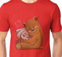 Honey Bunny Bear Unisex T-Shirt