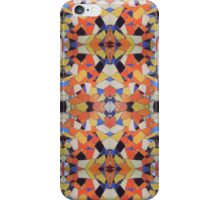 Cool Colourful Mosaic Pattern  iPhone Case/Skin