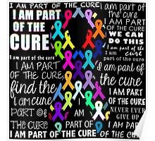 Part of the Cure Poster