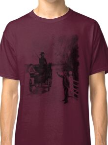 The Man On The Tor Classic T-Shirt