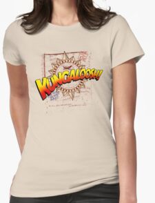 KUNGALOOSH! Womens Fitted T-Shirt